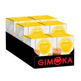 Capsule Dolce Gusto Compatible Café Gimoka Café Long - 6 Paquets - 96 Capsules