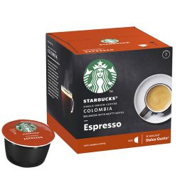 Capsule Starbucks ® by Dolce Gusto ® Colombia - 1 boîte - 12 capsules