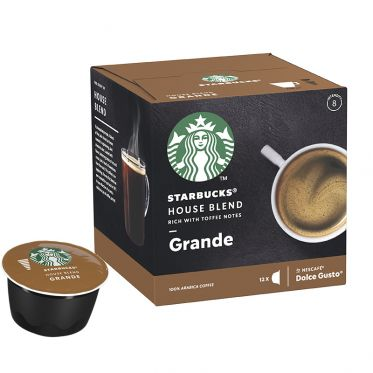 Capsule Starbucks ® by Dolce Gusto ® House Blend - 12 capsules