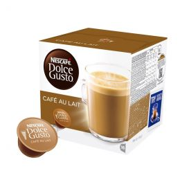 Capsules Nescafé Dolce Gusto Café Au Lait - 16 capsules