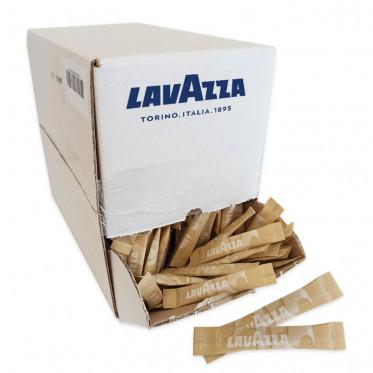 Sucre Roux Lavazza - Boîte distributrice 1000 buchettes