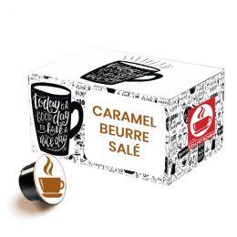 Capsule Dolce Gusto Compatible Café Gourmand Caffè Bonini Caramel Beurre salé - 32 capsules