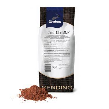 Chocolat Chaud Vending Grubon Choco Clou MMP - 1 Kg