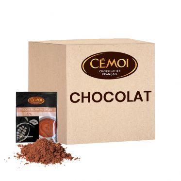 Chocolat Chaud Cémoi - 250 dosettes individuelles