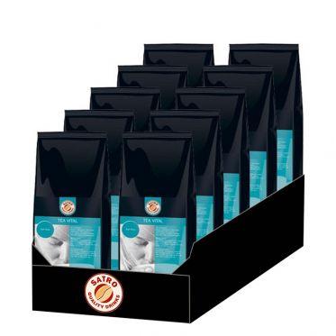 Thé Instantané Distributeur Automatique Satro Thé nature Earl Grey - 10 paquets - 5 Kg