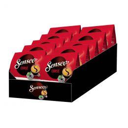 Dosette Senseo Café Corsé - 10 paquets - 180 dosettes compostables