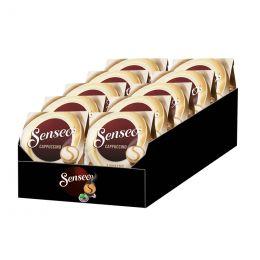 Dosette Senseo Cappuccino Original - 10 paquets - 80 dosettes