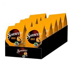 Dosette Senseo Café Doux - 10 paquets - 400 dosettes compostables