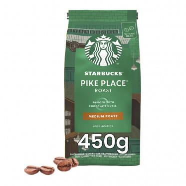Café en grains Starbucks ® Pike Place Roast - 200 gr