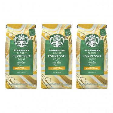 Café en grains Starbucks ® Blonde Espresso Roast - 1 kg