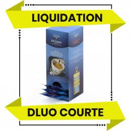 DESTOCKAGE - Dosette ESE Café Covim Espresso Suave Décaféiné - 25 dosettes emballées individuellement - DLUO 10/21