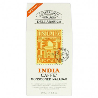 Café Moulu Compagnia Dell'Arabica India