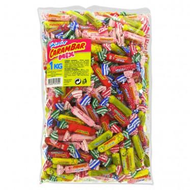 Bonbon en Gros : Carambar Minis Mix - 1 Kg