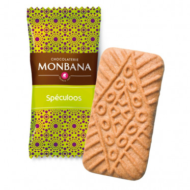 Biscuit en Gros : Monbana Speculoos - 300 pièces