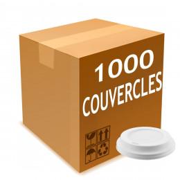 Couvercle en gros pour Gobelets Enjoy 25, 30 cl : 1000 couvercles