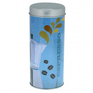 """Boite de conservation pour Dosettes """"Pop vitamines"""" : Pop Café - environ 28 dosettes"""