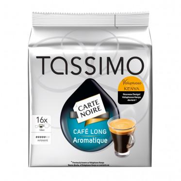 Capsule Tassimo Carte Noire Café Long Aromatique - 16 T-Discs