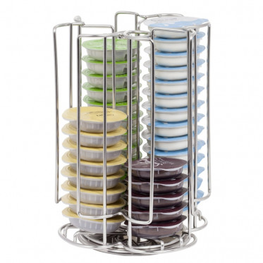 Distributeur Capsules Tassimo - 48 T-Discs