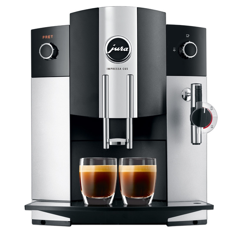 Machine caf en grains jura impressa c65 jura - Machine a cafe en grain ...