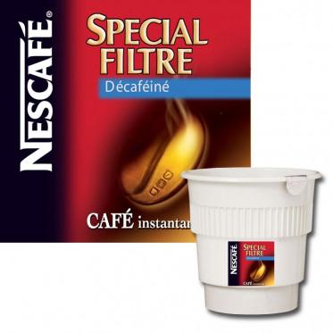 Gobelet Pré-dosé Nescafé Café Décaféiné - 20 boissons