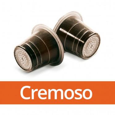 Capsule Nespresso Compatible Capsulo Cremoso - 50 capsules
