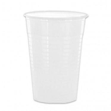 Gobelet en Plastique Blanc pour boissons chaudes 20 cl - par 100
