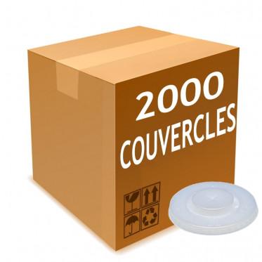 Gobelet en Gros : Couvercles pour Gobelets Coca Cola 40 et 50 cl - par 2000