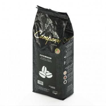 Café en Grains Campanini Cremoso - 1 Kg