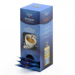Dosettes ESE Covim Espresso Suave Décaféiné 25 Pods