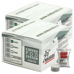 Capsules Lavazza Espresso Point Compatible Mokarabia Classic 200 capsules