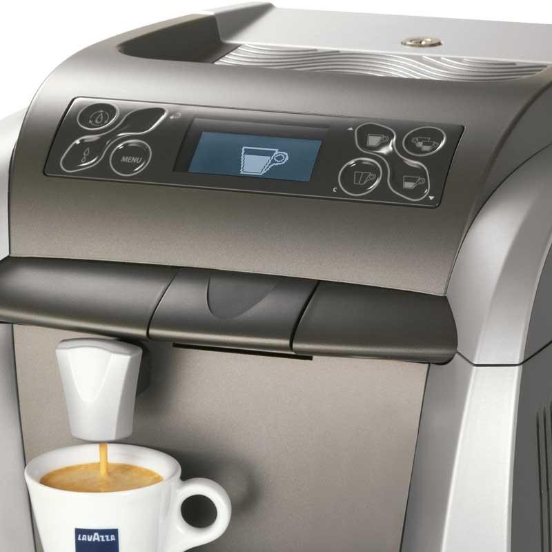 Machine lavazza blue lb 2300 lavazza blue - Lavazza machine a cafe ...