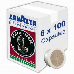 Capsule Lavazza Espresso Point Voix de la Terre