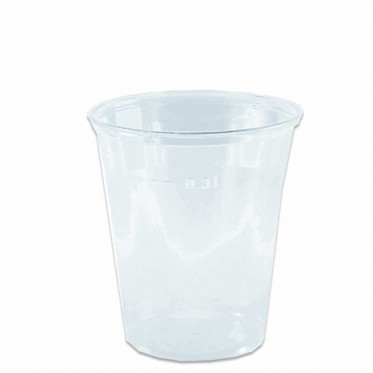 Gobelet en Plastique Transparent 30 cl - par 150