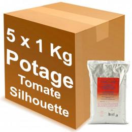 Potage pour distributeur automatique Drink'n Like Soupe Tomate Silhouette 5 Kg