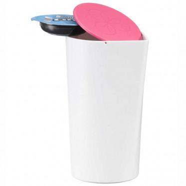 Accessoires tassimo poubelle de table pour t discs - Poubelle de table design ...