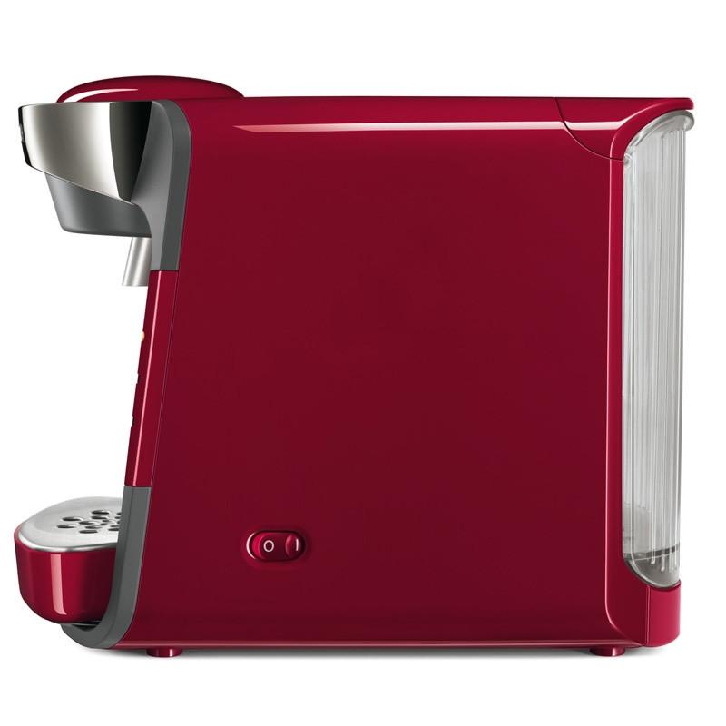 machine tassimo suny rouge et chrome bosch tas3203. Black Bedroom Furniture Sets. Home Design Ideas