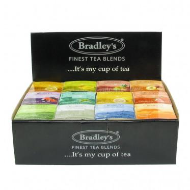 Coffret de Thés Bradley's Réassort 12 Parfums - 120 sachets