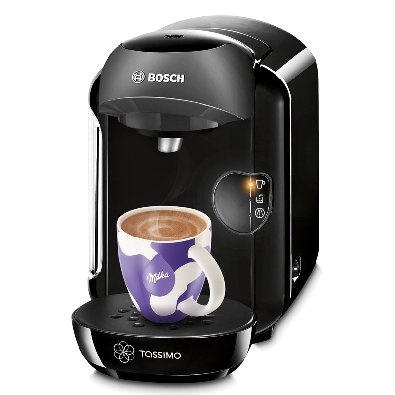 machine tassimo vivy noir laqu bosch tas1252 coffee. Black Bedroom Furniture Sets. Home Design Ideas