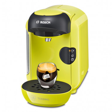 machine tassimo vivy jaune citron bosch tas1256 coffee. Black Bedroom Furniture Sets. Home Design Ideas