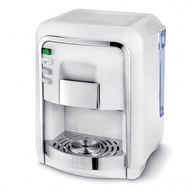 Machine Lavazza Espresso Point et compatible : Capsy Blanche