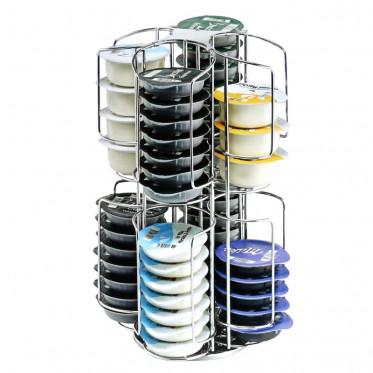 Distributeur Capsules Tassimo Rotatif - 64 T-Discs