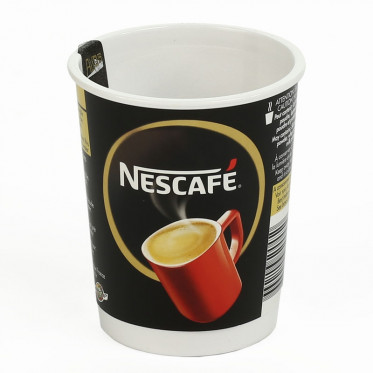 Gobelet Pré-dosé Premium Nescafé Espresso Pur Arabica Non Sucré - 10 boissons