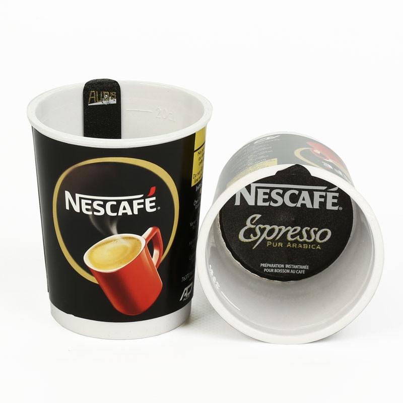 8e04965cc Gobelet Pré-dosé Premium Nescafé Espresso Pur Arabica Non Sucré - 10 ...