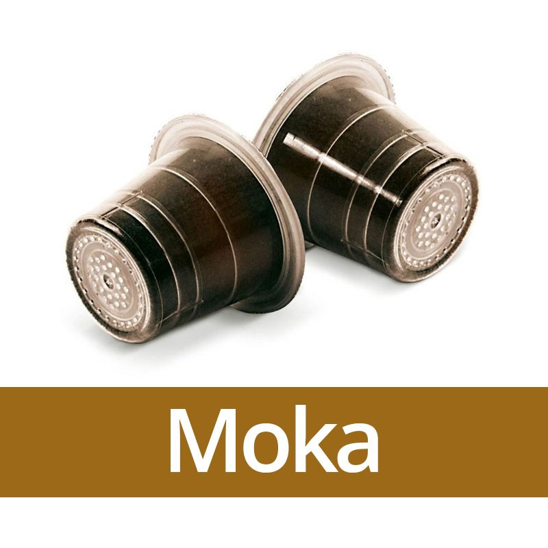 capsule nespresso compatible capsulo moka 50 capsules coffee webstore. Black Bedroom Furniture Sets. Home Design Ideas