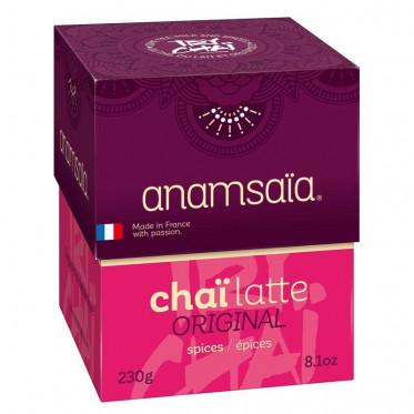 Chaï Latte Monbana Original Épices - 10 dosettes