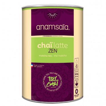 Chaï Latte Monbana Zen Thé Macha - 800 gr