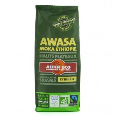 Café Moulu Alter Eco Ethiopie Awasa - 250 gr