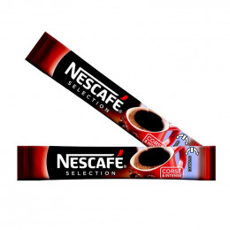 Café Soluble Nescafé Sélection - 300 sticks de 2 gr