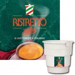 Gobelet Pré-dosé Café Nescafé® Ristretto Sucré - 20 boissons