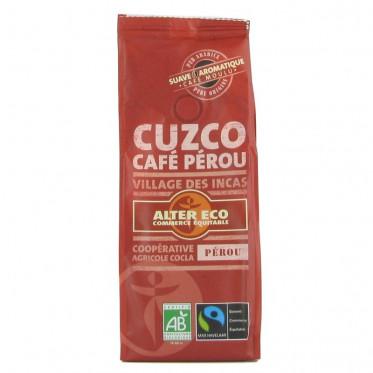 Café Moulu Alter Eco Pérou Cuzco - 250 gr